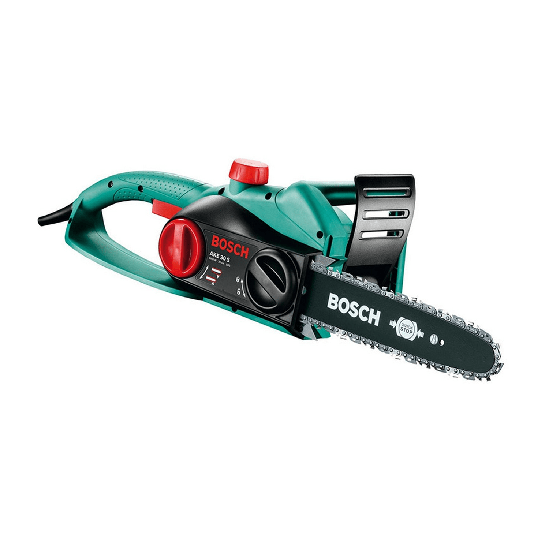 Верижен трион Bosch AKE 30 S - 1.8 kW, 30 cм, 3/8