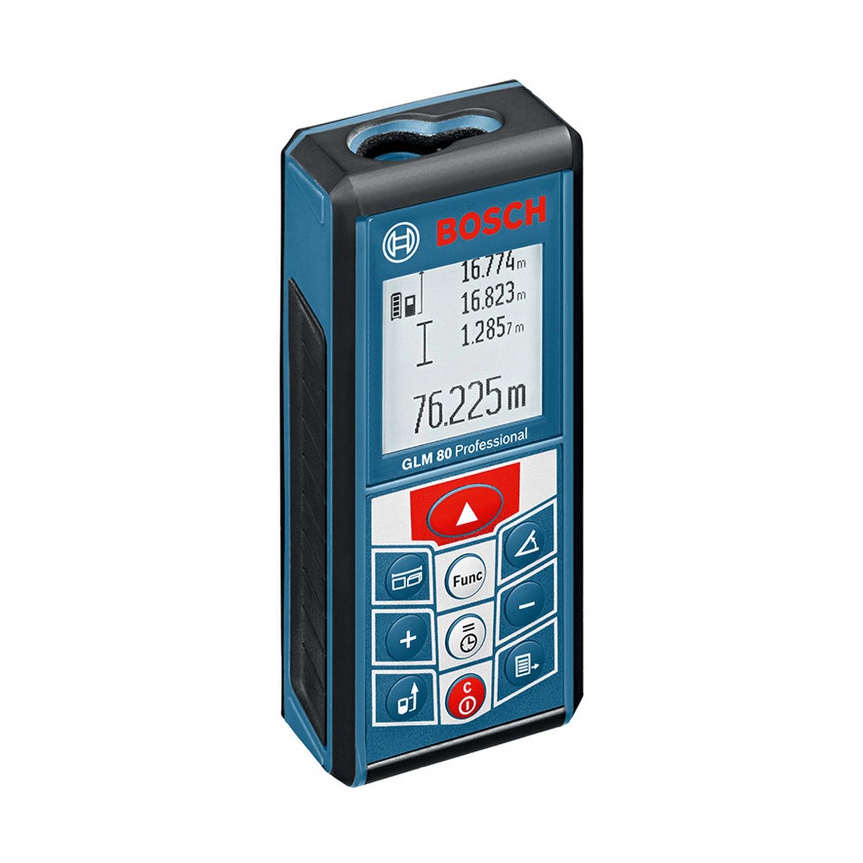 Лазерна ролетка Bosch GLM 80 - 0.05-80 м, +/-1.5 мм