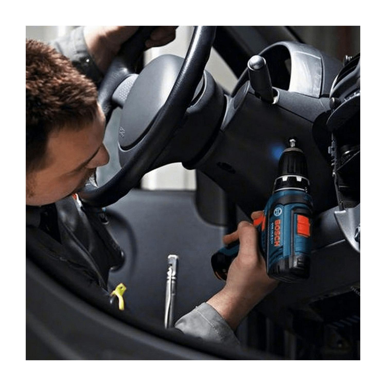 Акумулаторен винтоверт Bosch GSR 10.8-2-Li - 10.8 V, 2 Ah, 13/30 Nm