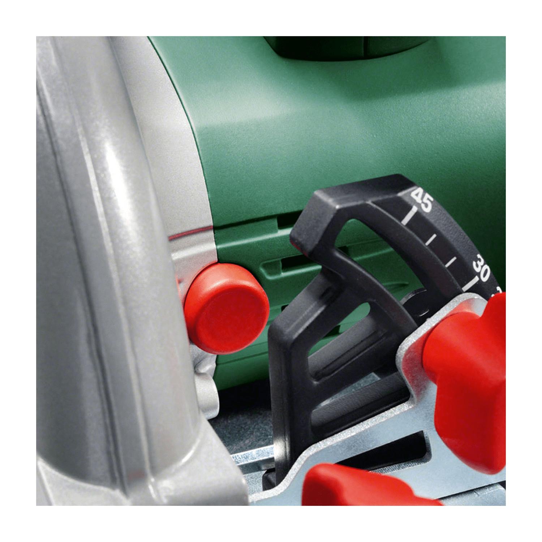Ръчен циркуляр с прахоулавяне Bosch PKS 55 A - 1200 W, ф 160х20 мм