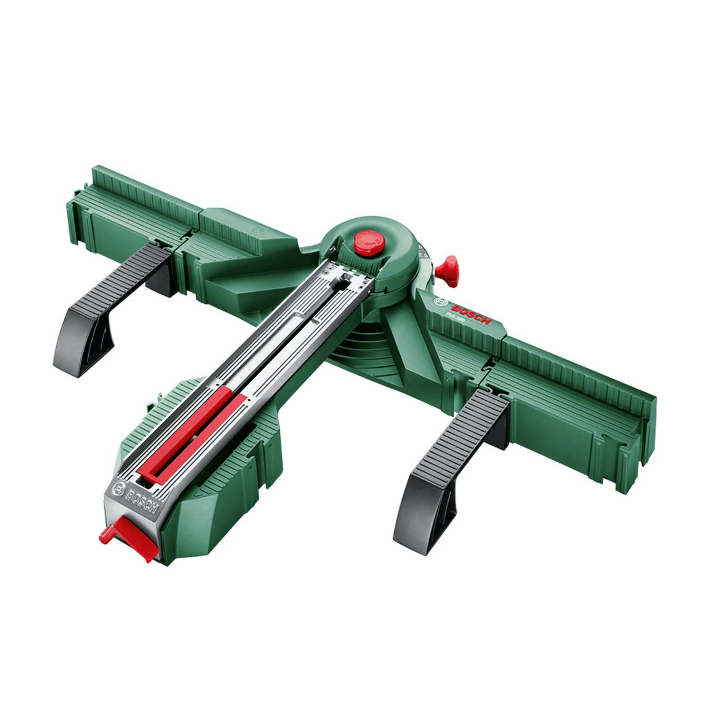 Приставка за прободен трион зеге за рязане под ъгъл и наклон Bosch PLS 300