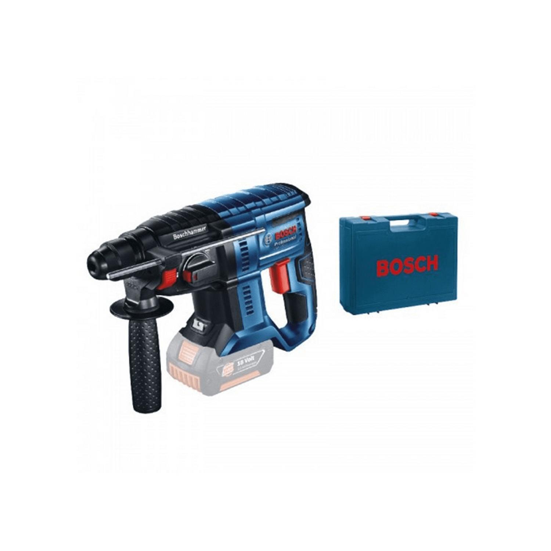Акумулаторен перфоратор с SDS-plus Bosch GBH 180-LI Solo - 18 V, 1.7 J