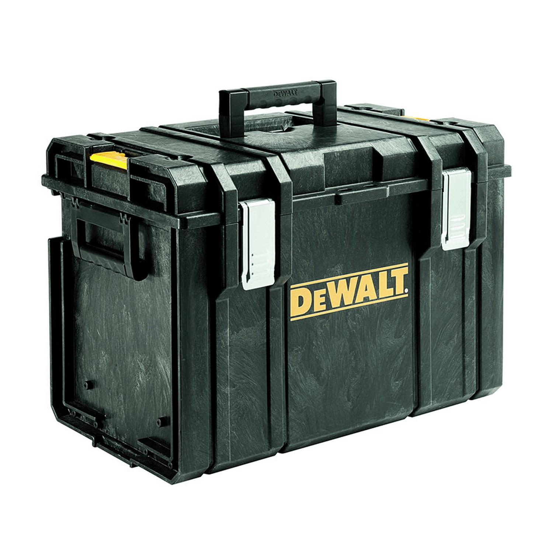 Куфар за инструменти пластмасов DeWALT Toughsystem DS400 - 550х336х408 мм