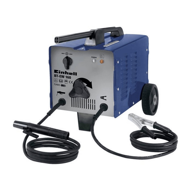 Електрожен Einhell BT-EW 160 - 230/400 V, 55-160 A