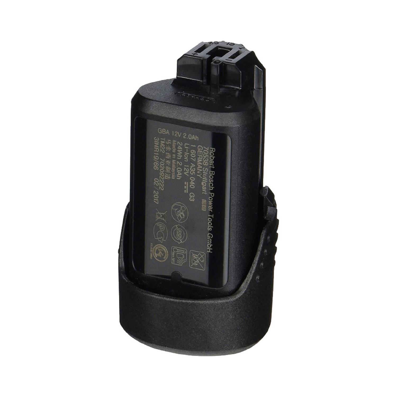 Акумулаторна батерия Li-Ion Bosch GBA 12V - 12.0 V, 2.0 Ah
