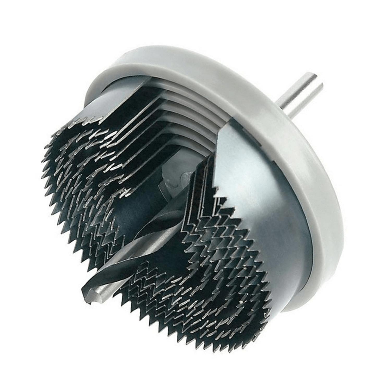 Боркорона за дърво със сменяеми режещи ленти Bosch - ф 26-64 мм, 18 мм, 7 ленти
