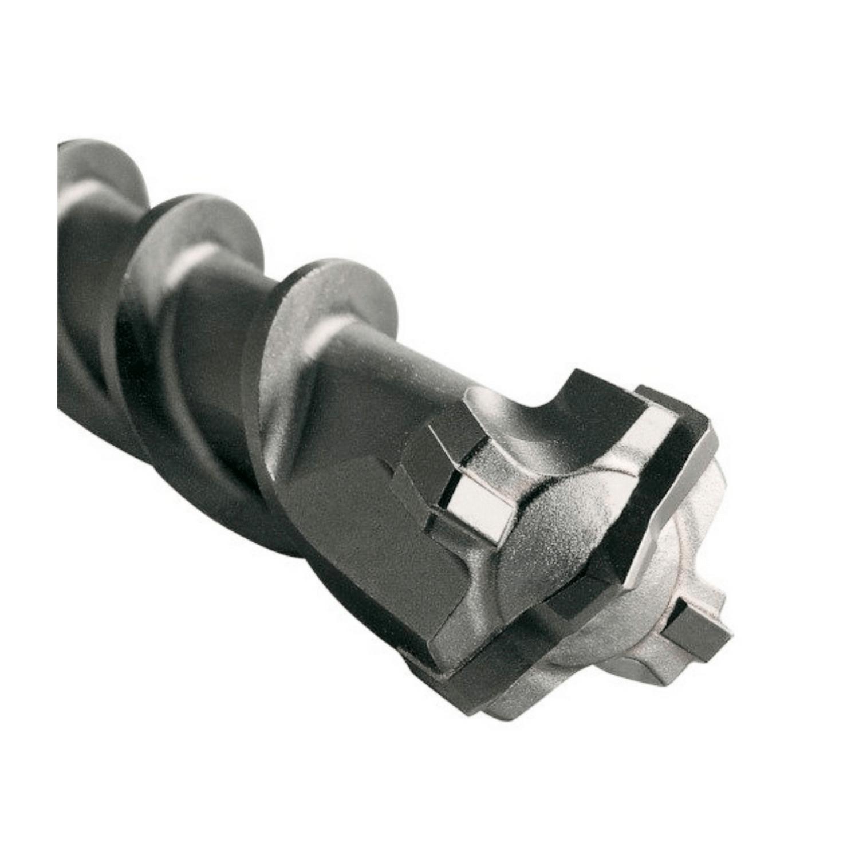 Свредло за армиран бетон SDS-plus с цяла пластина Bosch SDS-plus-7 - ф 18 мм, 250/200 мм