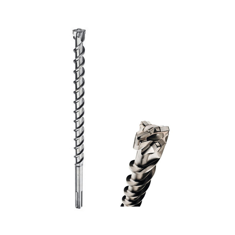 Свредло за армиран бетон SDS-max с 4 пластини Bosch SDS-max-7 - ф 25 мм, 400/520 мм - 2608586778