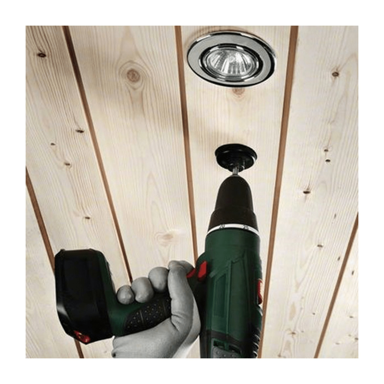 Боркорона за дърво с държач захват 1/4 Bosch - ф 60 мм