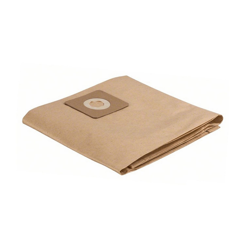 Текстилна филтърна торбичка за прахосмукачка Bosch за AdvancedVac 20 - 20 л, 5 бр.