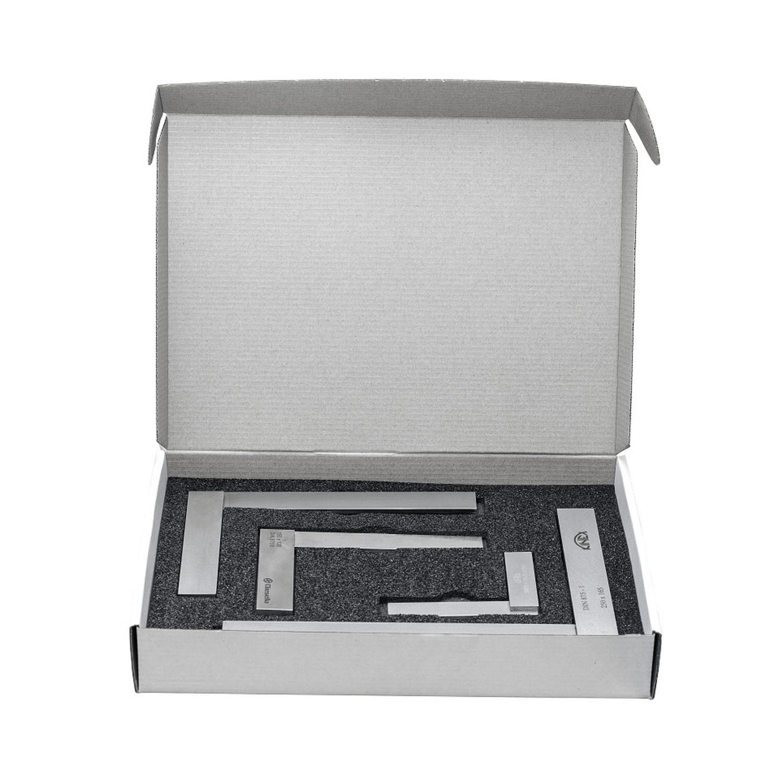 Комплект прецизени прави ъгъли DIN875/1