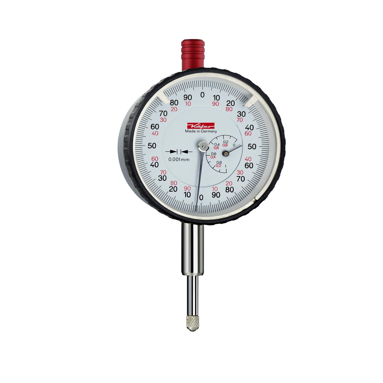 Индикаторен часовник Käfer FM 1000 T / 0-1 mm, 0,001 mm