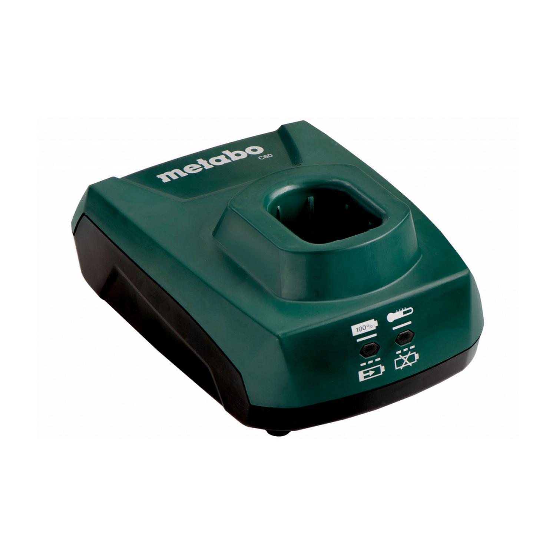 Зарядно устройство Metabo C 60 - 12 V, NICD