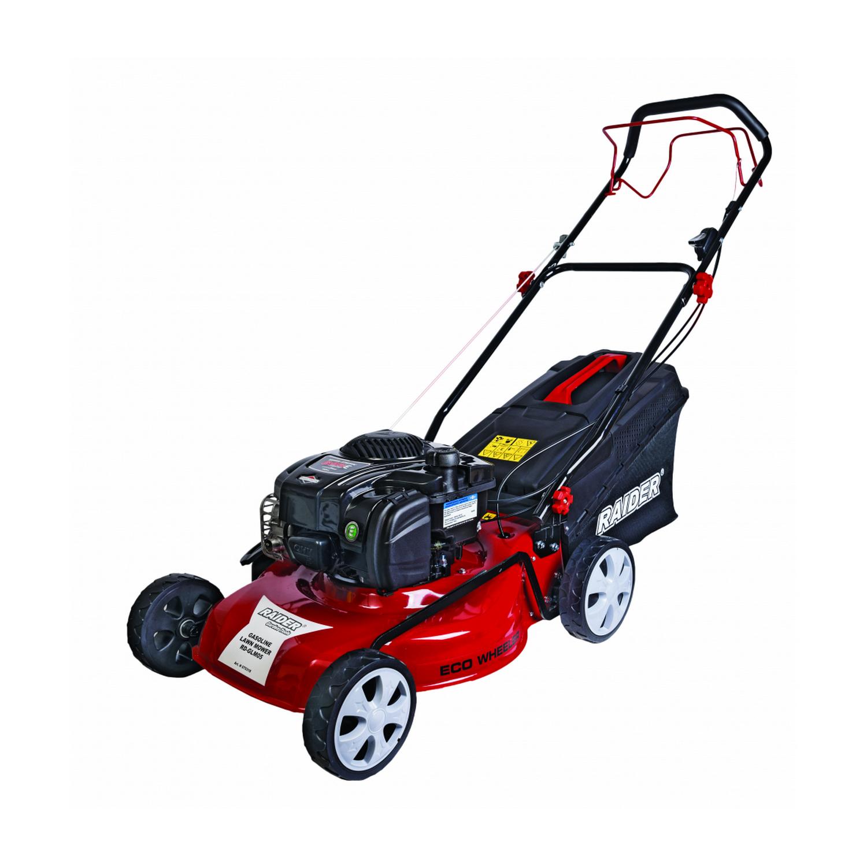 Самоходна бензинова косачка Raider RD-GLM05 - B/S, 3200 W, 460 mm