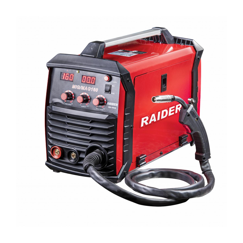 Инверторен заваръчен апарат Raider RD-IW28 - 160 А