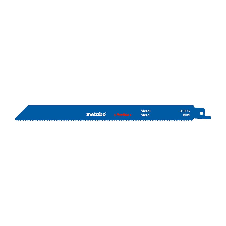 Комплект ножчета за метал за саблен трион S1122BF - 225x0,9 mm, 100 бр.
