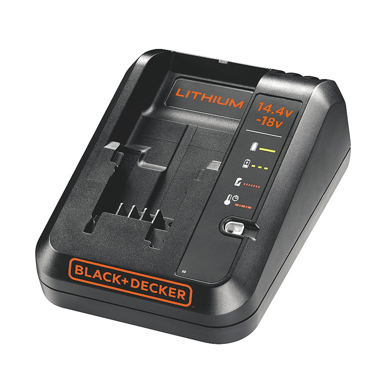 Зарядно устройство за Li-Ion батерии Black&Decker - 14.4-18 V, за BCG720, BDK188, STC1820EPCF