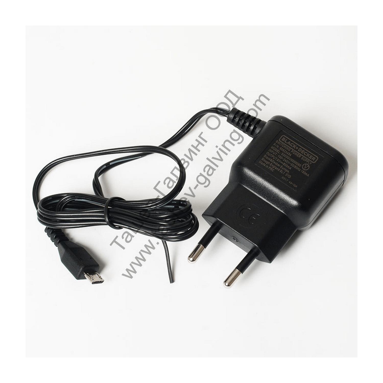 Зарядно устройство за Li-Ion батерии Black&Decker - 7.2 V, за BDCD8, BDCD8K