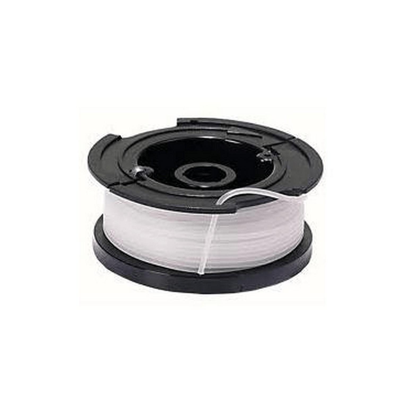 Макара за електрически тример комплект с корда Black&Decker A6481 - ф 1.5 мм, 10 м, за GL425S/430S