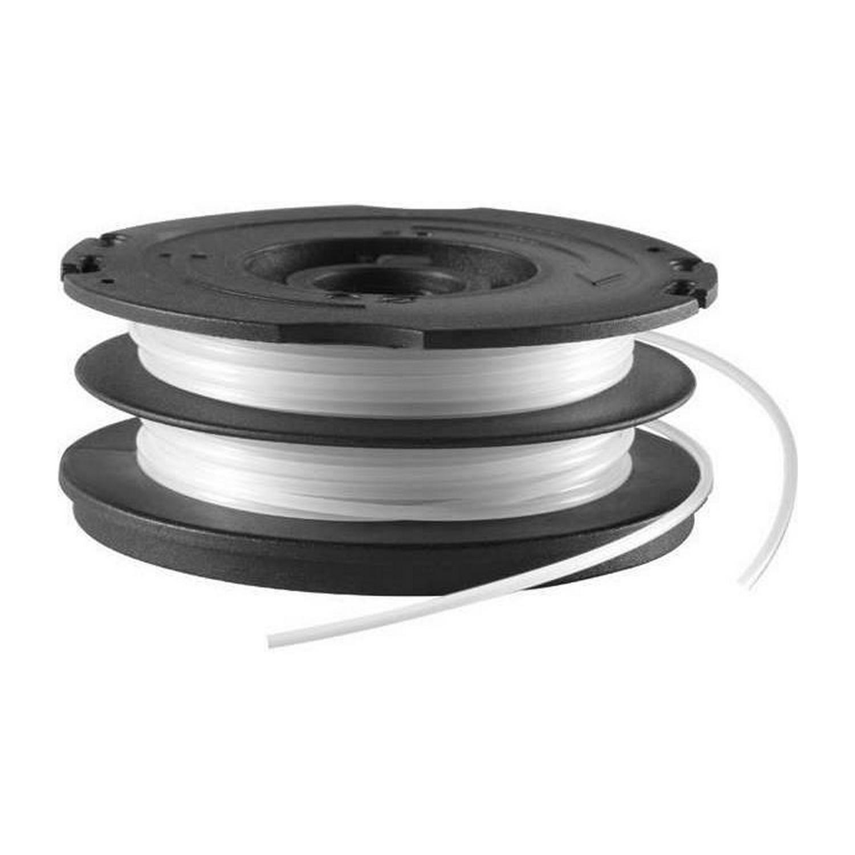 Макара за електрически тример комплект с корда Black&Decker A6495 - ф 1.5 мм, 2x6 м, за GL701, GL716, GL720, GL741