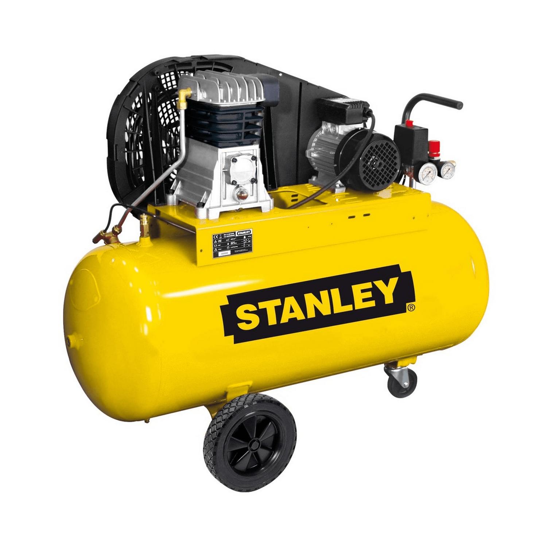 Компресор STANLEY B251/10/100 -230 V, 255 л/мин, 100 л