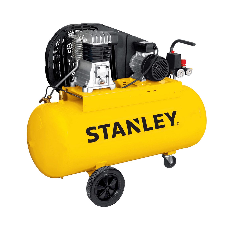 Компресор STANLEY B345/10/100 -230 V, 330 л/мин, 100 л