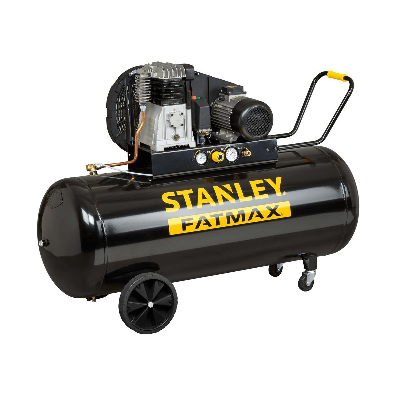 Компресор STANLEY B480/10/200T - 400 V, 480 л/мин, 200 л