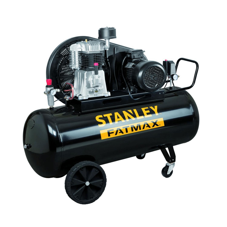 Компресор STANLEY BA851/11/500 - 400 V, 840 л/мин, 500 л