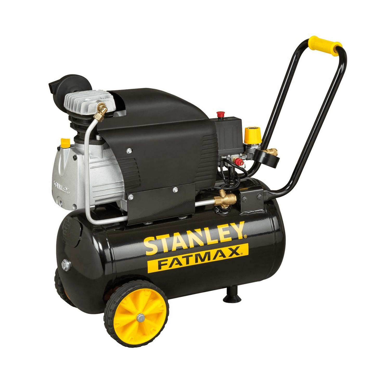 Компресор STANLEY D211/8/24S - 230 V, 222 л/мин, 24 л