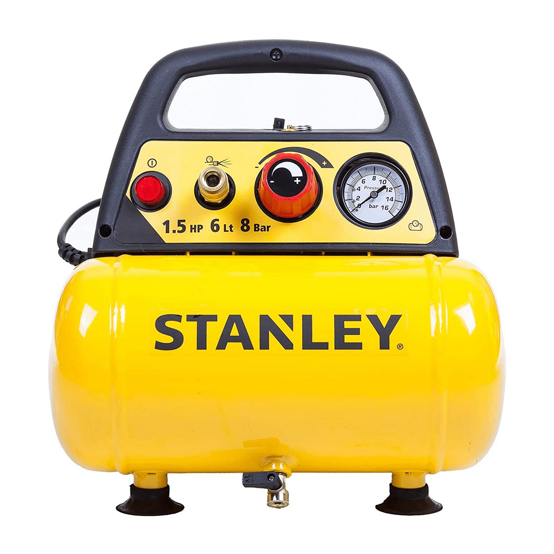 Компресор STANLEY DN200/8/6 - 230 V, 180 л/мин, 6 л