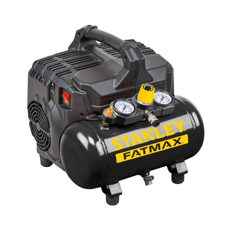 Компресор безшумен STANLEY DST101/8/6 - 230 V, 105 л/мин, 6 л