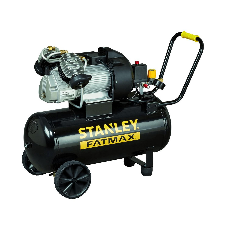 Компресор STANLEY DV2 400/10/50 50 - 400 V, 356 л/мин, 50 л