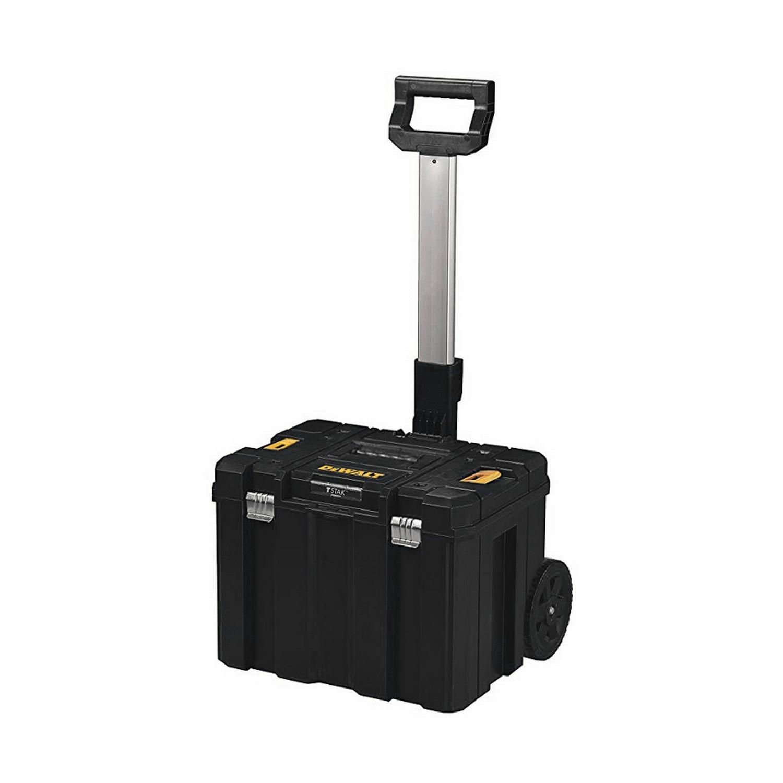 Куфар за инструменти пластмасов на колела DeWALT TSTA - 435х1000х512 мм