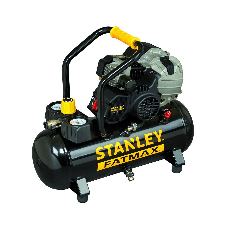 Компресор STANLEY HY227/10/12 - 230 V, 222 л/мин, 12 л