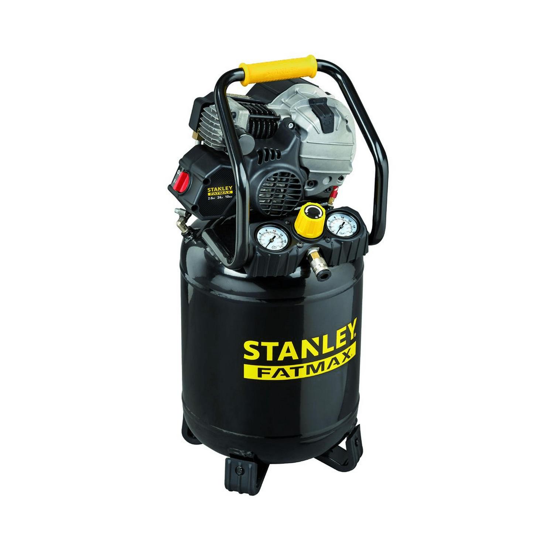 Компресор STANLEY HY227/10/24V - 230 V, 222 л/мин, 24 л